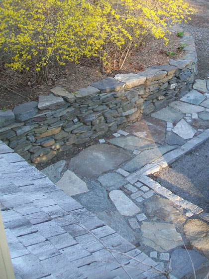 Pathways & Patios